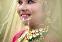 Bride Portrait by Life Touch Picture