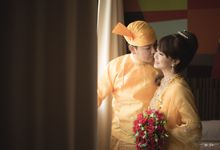 Beautiful Love - Su & Zaw by Wu Studio