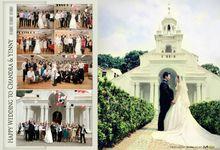 Wedding of Chandra & Yenny by Jeconia Style