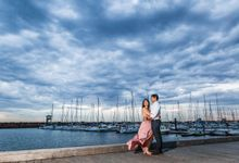 Prewedding of Annie and Allen by Story Of Melbourne