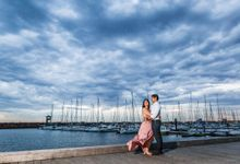 Prewedding of Annie and Allen by Widfotografia
