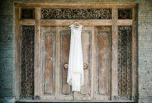 Wedding of Melissa & Timothy by Tirtha Bridal