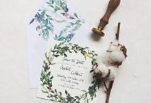 Dreamy Garden | Styled Shoot by dora prints and paper goods
