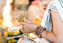 Indian Wedding at Tirtha Uluwatu by Tirtha Bridal