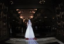 Llaban and Rosaroso Wedding by Project Events Cebu