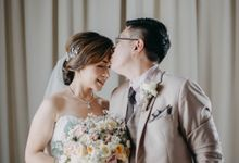 The Wedding of  Tommy & Jenifer by Bali Yes Florist