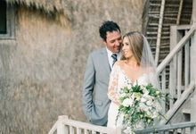 Hayley and Paul - Wedding at Hai Tide Beach Resort Nusa Lembongan by Hai Tide Weddings