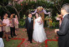 Prewedding & Wedding Fena & Marto Bali by Yugana Bridal