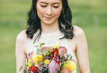 Yarra Valley Prewedding of Virginia & Felix by Widfotografia