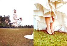 Norman + babette by Allan Lizardo - wedding & lifestyle
