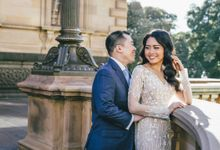 The Romantic Wedding of Ari & Handi at Grand Hyatt by Story Of Melbourne