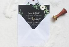Rustic Garden | Styled Shoot by dora prints and paper goods