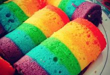 Rainbow Roll In Your Day by Koekjes