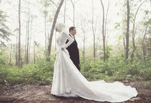 Prewedding Novita & Avin by The Fixsa