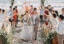 Wedding Video Yodie & Ardelia by StayBright