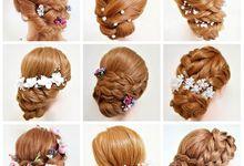 Bun & Chignon Hairstyles by Après Makeup