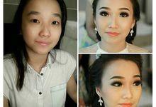 Before After Makeup by Annastasia Makeup Artist