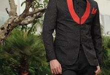Wedding suit by Dorren Mallory Prestige