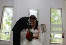 Attila & Lydia by claresta bridal