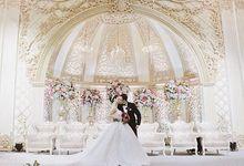 Benny & Karina by PRIVATE WEDDING ORGANIZER