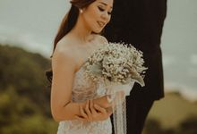 Raymond & Regina Prewedding by Bernardo Pictura