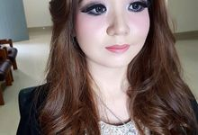 Makeup Prewedding for Ms Cyntia Joo by The Bridea