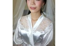 Makeup Ms Meliana by The Bridea