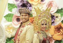 Prewedding and wedding by Vinophotography