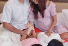 Maternity PhotoShooting by ekaraditya4makeup
