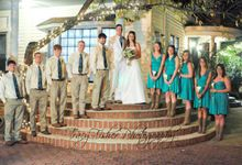 Wedding Portfolio by Tracy Fisher Photography