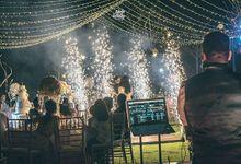 Rumah Luwih Bali | Intimate Martin & Claudia by diskodiwedding
