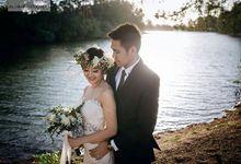 prewedding by Seniman Bunga