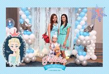 Felicia First Birthday by Inspire Photobooth