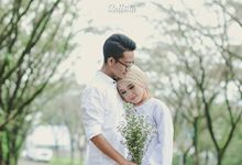 Prewedding Regina & Gilland by CALLISTA PHOTOGRAPHY