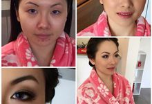 Makeup Artist in Bali by Olin Makeup Artist