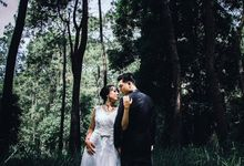 Amel Prewedding by Yugana Bridal