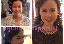 Makeup for Party by bjcmakeupartist