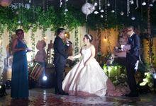 Wedding of Luis and Liani by Hansen Zhang