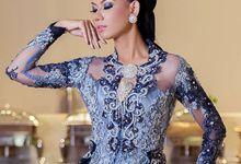 Gaun Modern Tradisional by Inet Rumah Pengantin