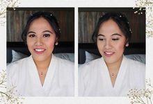 Bridal Hair & Makeup by Nina Carlos Makeup