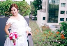 Philip Paul & Charisse by La Niña Weddings