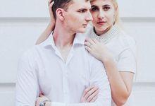 Veronika & Boris by Yue Qi Makeup Artistry