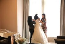 Wedding Andree & Juli by Lollipop Wedding Organizer