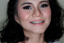 Makeup Test - Windy by Arini Makeup Artist