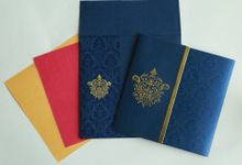 Indian theme wedding invitations by 123WeddingCards