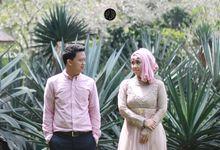 Prewedding Afal &  Dede by Explore Photograph