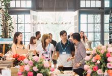 A Halia at Raffles Hotel Wedding Showcase 2015 by The Halia