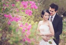 Pinky & Jezreel Engagement Session by Lights and Flair Wedding Photography