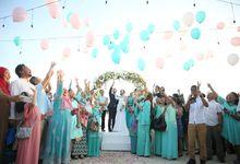 Bali Wedding Organizer & Decoration by Bali Izatta Wedding Planner & Wedding Florist Decorator