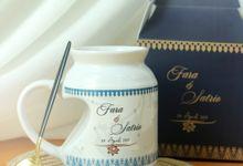 Fara & Satrio by Mug-App Wedding Souvenir